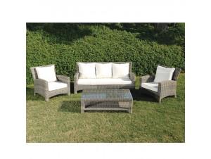 Καθιστικό κήπου Rattan Lounge 3572 Set