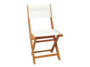 Καρέκλα Κήπου Ξύλινη Πτυσσόμενη