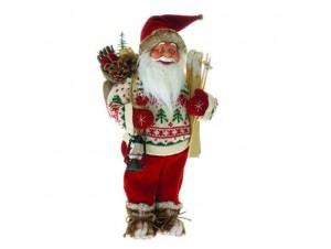 Άγιος Βασίλης με πουλόβερ