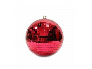 Χριστουγεννιάτικη μπάλα γυάλινη Disco - 3633