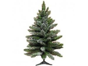 Πράσινο Χιονισμένο χριστουγεννιάτικο Δέντρο 75 εκ.