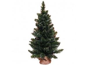 Πράσινο Χιονισμένο χριστουγεννιάτικο Δέντρο 70 εκ.