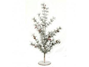 Χιονισμένο χριστουγεννιάτικο Δέντρο