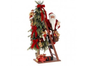 Άγιος Βασίλης σε δέντρο 107 εκ