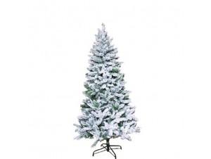 Χριστουγεννιάτικο Δέντρο Χιονισμένο 1,80m