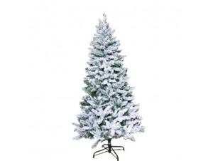 Χριστουγεννιάτικο Δέντρο Χιονισμένο 2,10m