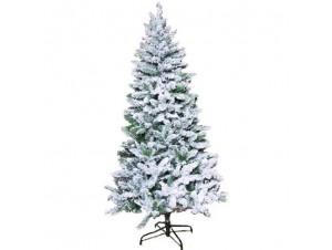 Χριστουγεννιάτικο Δέντρο Χιονισμένο 2,40m