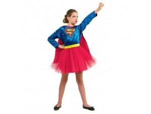 Αποκριάτικη στολή Super Girl
