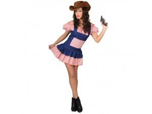 Αποκριάτικη στολή Sexy Saloon Girl