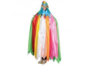 Αποκριάτικη στολή Παπαγάλος
