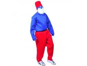 Αποκριάτικη στολή Παππούλης Μπλε