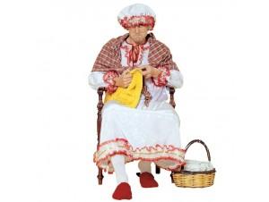 Αποκριάτικη στολή Γιαγιά