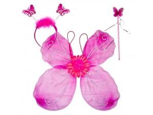 Αποκριάτικo set Πεταλούδας