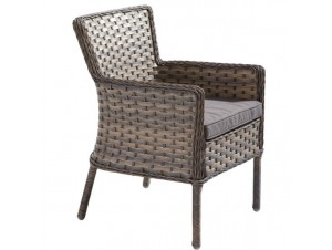 Πολυθρόνα rattan Wicker Palmyra