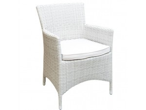 Πολυθρόνα rattan Wicker Bostonian-L
