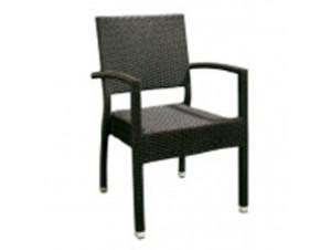 Πολυθρόνα αλουμινίου Wicker TENERIFI/P