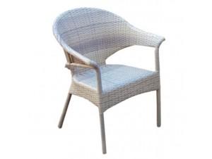 Πολυθρόνα αλουμινίου Wicker CAMEL