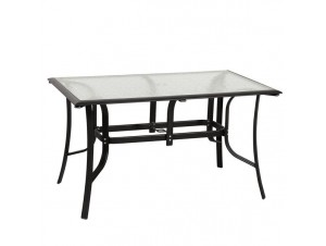 Τραπέζι Κήπου Αλουμινίου