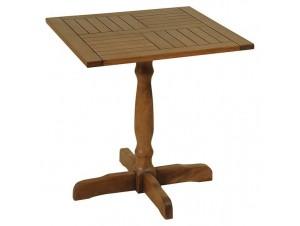 Τραπέζι σταθερό τράγωνο