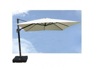 Ομπρέλα με εξωτερικό βραχίονα Περιστρεφόμενη