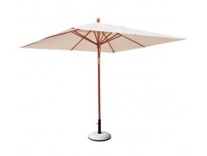 Ομπρέλα Ξύλινη SOLEIL 2x2