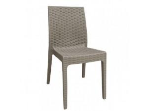 Καρέκλα κήπου Πλαστική DAFNE