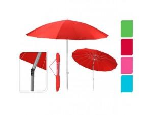 Ομπρέλα παραλίας με θήκη