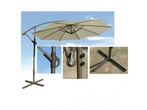 Ομπρέλα με εξωτερικό βραχίονα