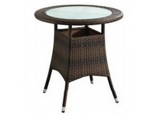 Τραπέζι κήπου βεράντας HZ202-BR