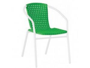 Πολυθρόνα αλουμινίου FOLIO-GR