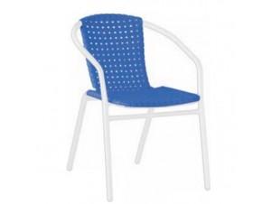 Πολυθρόνα αλουμινίου FOLIO-BL
