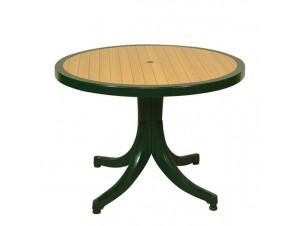 Τραπέζι κήπου Πλαστικό DIVA
