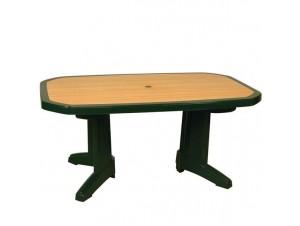 Τραπέζι κήπου Πλαστικό LAGUNA