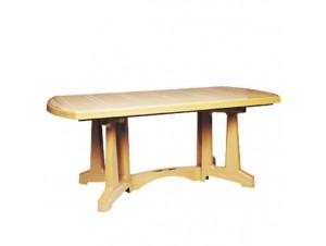 Τραπέζι κήπου Πλαστικό 158-T