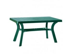 Τραπέζι κήπου Πλαστικό Roma-G