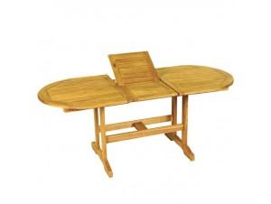 τραπέζι κήπου επεκτεινόμενο