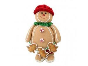 Χριστουγεννιάτικος Λούτρινος Gingerbread