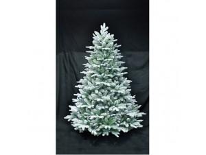 Χριστουγεννιάτικο Δέντρο Χιονισμένο Flocked plastic 2,10