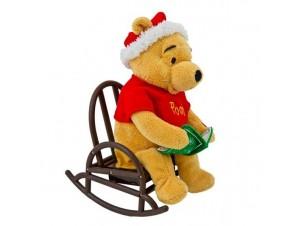 Χριστουγεννιάτικο Λούτρινο διακοσμητικό WINNIE