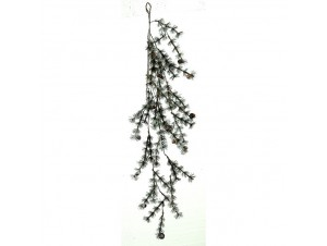 Χριστουγεννιάτικη Γιρλάντα με Κουκουνάρια 122 εκ