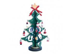 Χριστουγεννιάτικο διακοσμητικό δέντρο 25 εκ