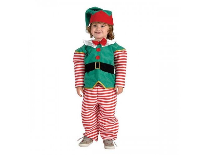 Χριστουγεννιάτικη Παιδική στολή Ξωτικό