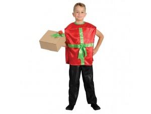 Χριστουγεννιάτικη στολή Δώρο Κόκκινο