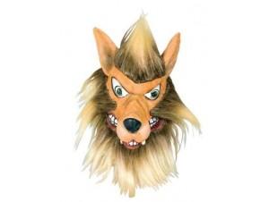 Latex μάσκα Λύκου
