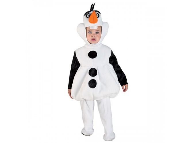 Αποκριάτικη στολή Αγόρι Snowman