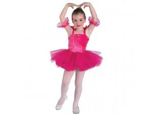 Αποκριάτικη στολή Μπαλαρίνα Ροζ
