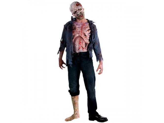 Αποκριάτικη στολή Ζόμπι Walking Dead