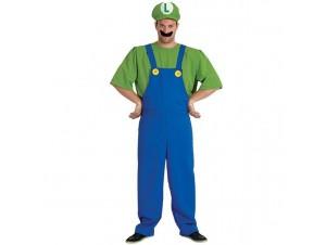Αποκριάτικη στολή Luigi
