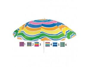 Ομπρέλα Θαλάσσης Φ 180 εκ Μεταλλική 1511