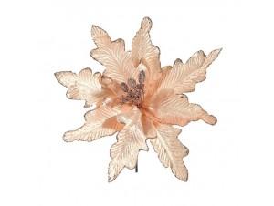 Χριστουγεννιάτικο διακοσμητικό λουλούδι